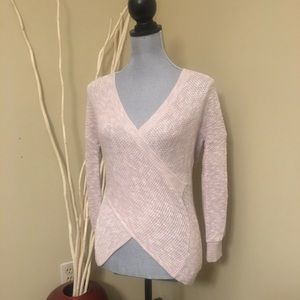 3/$25 Express size XS criss-cross sweater